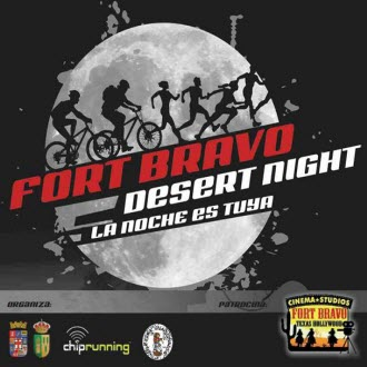 BTT FORT BRAVO DESERT NIGHT  19-11-2016