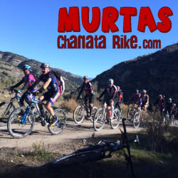 RUTA CHANATA BIKE BERJA-MURTAS