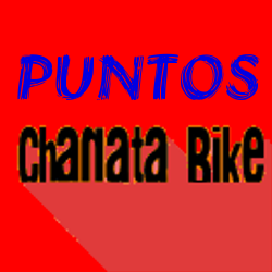 PUNTOS CHANATA BIKE