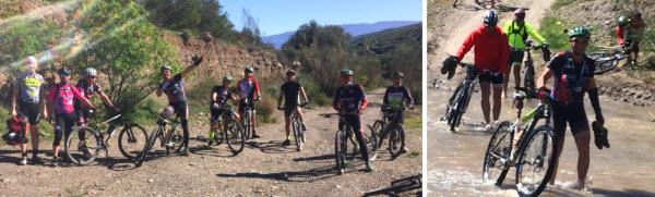 RUTA CHANATA BIKE a MURTAS (19-mar-2017)