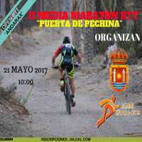 MEDIA MARATÓN BTT PECHINA (21-05-2017)