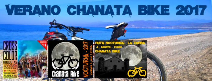VERANO CHANATA BIKE