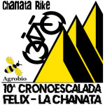 CRONOESCALADA CHANATA BIKE 2020