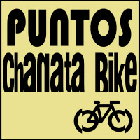 PUNTOS POR PARTICIPACIÓN - CHANATA BIKE